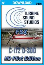 Cessna 172H Skyhawk Pilot Edition Sound Package X