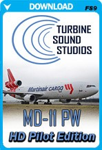 Turbine Sound Studios MD-11 PW HD Pilot Edition (FS2004)