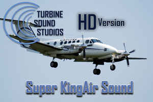 Super KingAir soundpack for FSX