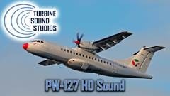 ATR-42/72 PW-127 Soundpack For FS2004