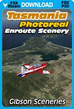 Tasmania Enroute Photoreal (FSX/FSX:SE/P3Dv1-v4)