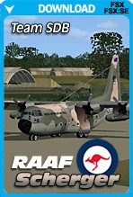 RAAF Scherger Air Force Base - YBSG (FSX/FSX:SE)