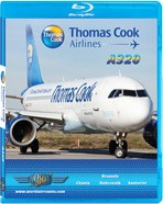 Just Planes BluRay - Thomas Cook A320