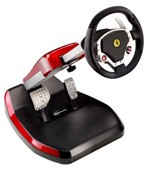 Thrustmaster GT430 Scuderia Wireless Racing Controls (PC/PS3)