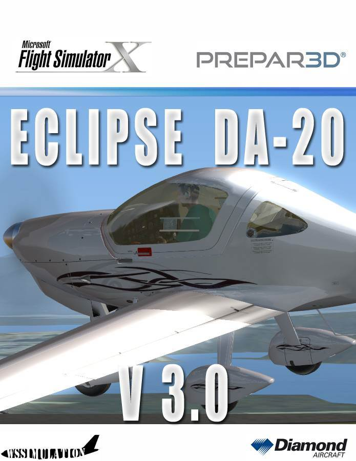 Diamond Aircraft DA20-C1 v3