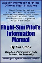 Flight Simulator Pilots Information Manual (Digital Edition)