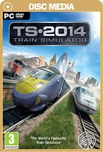 Train Simulator 2014 (PC-DVD)
