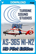 TSS AS-365 N1-2 Pilot Edition HD Soundpack (FSX)