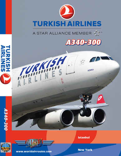 Just Planes DVD - Turkish Airlines