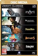 Ubisoft Classics Boxed Set (PC-DVD)
