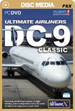 Ultimate Airliners DC-9 Classic (Pre-Order)