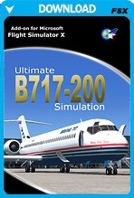 Ultimate B717-200 Simulation