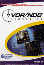 VOR/NDB Simulator Version 2.0 (Download Edition)