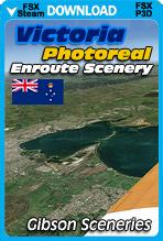 Victoria Enroute Photoreal (FSX/FSX:SE/P3Dv1-v4)