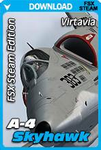 Virtavia A-4 Skyhawk for FSX Steam Edition (Base Package)