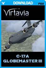 Virtavia C17 Globemaster III v3 (FSX)