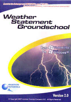 Weather Statement Groundschool (Download Edition)