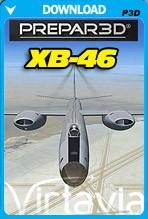 XB-46 (P3D)