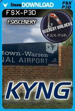 Youngstown Warren Regional Airport (FSX/FSX:SE/P3D)
