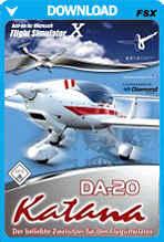 DA-20 Katana X