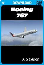 AFS Design Boeing 767
