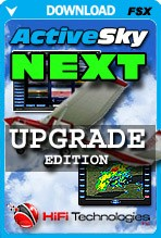Active Sky NEXT (FSX/P3D) (Upgrade)