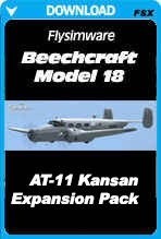 Beechcraft AT-11 Kansan Expansion Pack