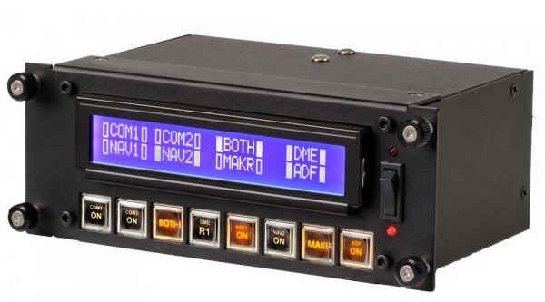 VRinsight - Audio Control Module Pro