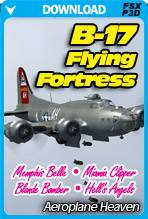 B-17 Flying Fortress Version 2