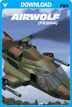 Airwolf (FS2004)
