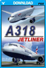 A318 Jetliner