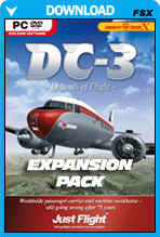 DC-3 - Legends Of Flight Expansion Pack