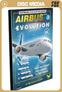 Airbus Series Evolution Vol.1 (Boxed Disc)