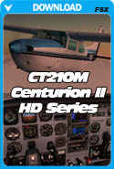 Carenado Cessna CT210M Centurion II HD Series
