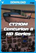 Carenado Cessna CT210M Centurion II HD Series (FSX/FSX:SE/P3D)