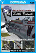 Mustang P-51D Little Friends (Download)