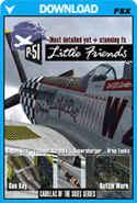 Mustang P-51D Little Friends (Download)