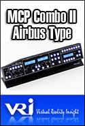 VRinsight - MCP Combo II - Airbus Type