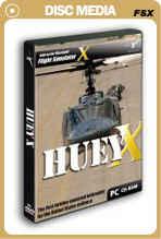 Huey X (FSX)