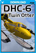 DHC-6 Twin Otter X
