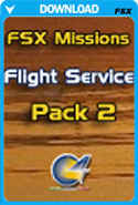 FSX Missions - Flight Service Pack 2