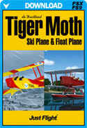 Tiger Moth Float and Double Ski Pack