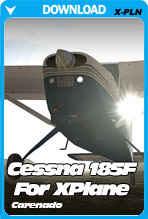 Carenado Cessna 185F Skywagon for X-Plane v2