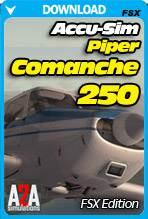 Accu-Sim Comanche 250 FSX