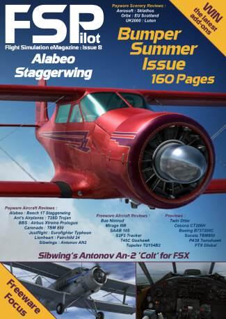 FSPilot Magazine Issue 8 (Download)
