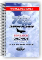 737NG Training Syllabus - Black &amp; White Edition (Pre-Order)