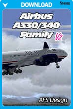 Airbus A330/340 Family X v2 (Steam)