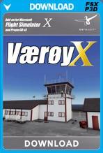 Vaeroy X (FSX+FSX SE+P3D)