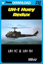 MilViz UH-1 Redux (FSX/FSX:SE/P3Dv2,3,4)