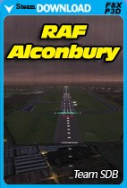 RAF Alconbury (FSX/FSX:SE/P3D)